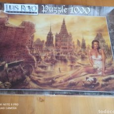 Puzzles: PUZZLE 1000 PIEZAS, LUIS ROYO COLLECTION, PRECINTADO. Lote 237634570