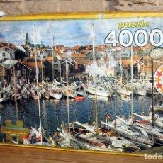 Puzzles: ANTIGUO PUZZLE DE 4000 PIEZAS - EDUCA - NUEVO A ESTRENAR - 136X96CM. Lote 238606875