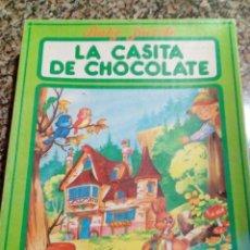 Puzzles: PUZZLE LA CASITA DE CHOCOLATE PARA NIÑOS DE 4 A 7 AÑOS. Lote 240365965