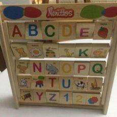 Puzzles: PUZZLE EN TABLERO DE MADERA. Lote 240430070