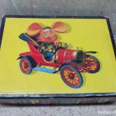 Puzzles: ANTIGUO JUEGO PUZLE, PUZZLE DE TOPO GIGIO ROMPECABEZAS EDIGRAF AÑO 1973.. Lote 240653135