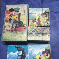 Puzzles: ANTIGUO ROMPECABEZAS AÑOS 50. Lote 240933830