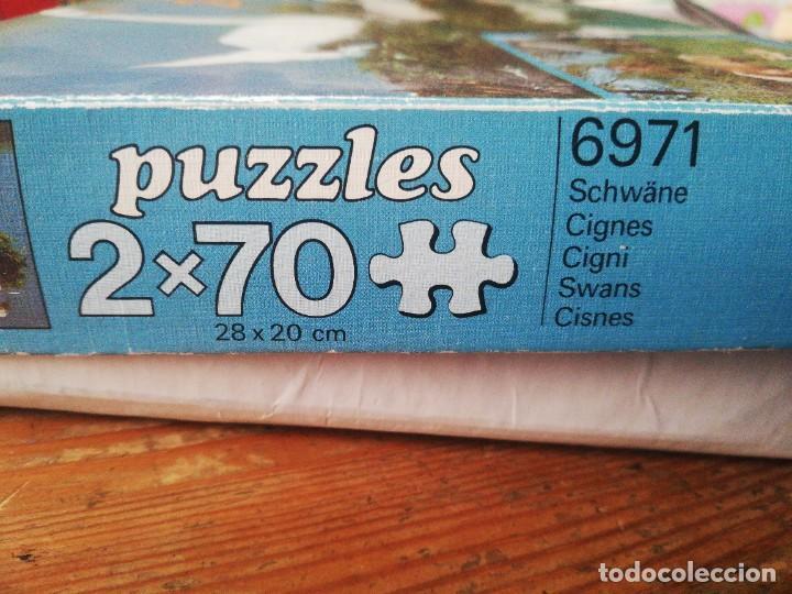 Puzzles: Puzzle Cisne // Caballo - Foto 4 - 241714210