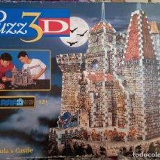 Puzzles: PUZLE 3D. CASTILLO DE DRÁCULA.. Lote 241988195