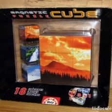 Puzzles: EDUCA - MAGNETIC PUZZLE CUBE - NUEVO A ESTRENAR - PRECINTADO. Lote 243417485