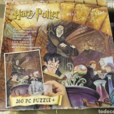 Puzzles: HARRY POTTER PUZZLE LUPA MÁGICA. SIN ESTRENAR.. Lote 252514290