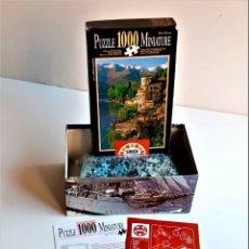 Puzzles: PUZZLE MINIATURA DE 1000 PIEZAS. Lote 253577205