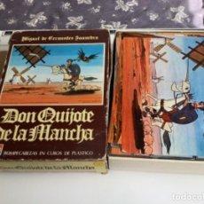 Puzzles: IK16. PUZZLE DON QUIJOTE DE LA MANCHA CUBOS. Lote 253830820