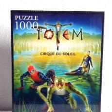 Puzzles: PUZZLE 1000 PIEZAS TOTEM CIRQUE DU SOLEIL NUEVO SIN ABRIR. Lote 254519740