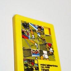 Puzzles: PUZLE PUZZLE MINI LABERINTO TENIS REF 448 AÑOS 70. Lote 255657125