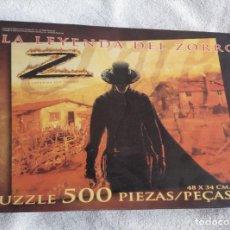Puzzles: PUZLE 500 PIEZAS EL ZORRO FALOMIR NUEVO SIN ABRIR PUZZLE. Lote 256114610