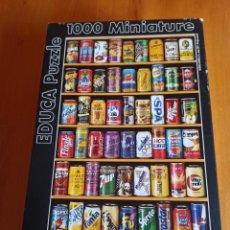 Puzzles: PUZZLE 1000 PIEZAS MINIATURA. Lote 258982355