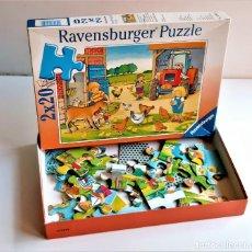 Puzzles: PUZZLE DE 20 PIEZAS COMPLETO. Lote 261265040