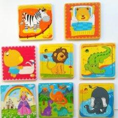 Puzzles: PUZLES -ROMPECABEZAS INFANTILES. Lote 261590620