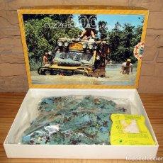 Puzzles: ANTIGUO PUZZLE DE EDUCA - 500 PIEZAS - NUEVO Y PRECINTADO - LAND ROVER CAMEL TROPHY. Lote 262418690