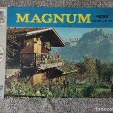 Puzzles: PUZZLE ANTIGUO MB MAGNUM 2000 PIEZAS AÑO 1971-72. Lote 266905559