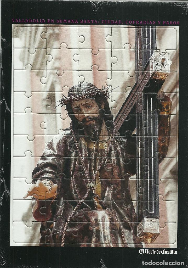 PUZLE SEMANA SANTA DE VALLADOLID - PADRE JESUS NAZARENO (Juguetes - Juegos - Puzles)