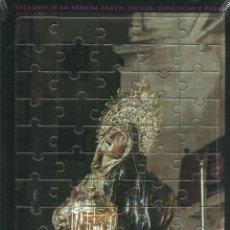 Puzzles: PUZLE SEMANA SANTA DE VALLADOLID - VIRGEN DE LAS ANGUSTIAS. Lote 267363449