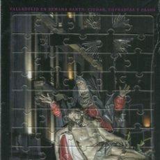 Puzzles: PUZLE SEMANA SANTA DE VALLADOLID - LA QUINTA ANGUSTIA (PIEDAD). Lote 272004493