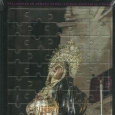 Puzzles: PUZLE SEMANA SANTA DE VALLADOLID - VIRGEN DE LAS ANGUSTIAS. Lote 272004563