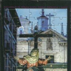 Puzzles: PUZLE SEMANA SANTA DE VALLADOLID - VIRGEN DE LA VERA CRUZ. Lote 272004613