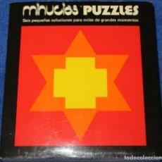Puzzles: MINUCIAS PUZZLES - TANGRAM (1976). Lote 277201198