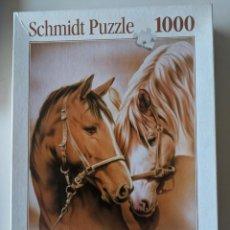 Puzzles: SCHMIDT PUZZLE DE 1000 PIEZAS COMPLETO SIN USO - MONTADO TIENE 652X476 MM. Lote 277433598