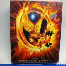 Puzzles: THE HANGER GAMES JIGSAW PUZZLE NEW & SEALED. Lote 278185123