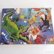 Puzzles: MORTADELO Y FILEMON - PUZZLE OBSEQUIO BONUX Nº 2 - EN CAJA COMPLETO. Lote 254460900