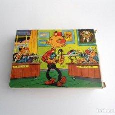 Puzzles: BOTONES SACARINO - PUZZLE OBSEQUIO BONUX Nº 4 - EN CAJA COMPLETO. Lote 254460940