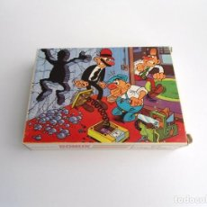 Puzzles: PEPE GOTERA Y OTILIO - PUZZLE OBSEQUIO BONUX Nº 6 - EN CAJA COMPLETO. Lote 254460985