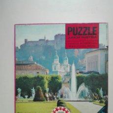 Puzzles: PUZZLE EDUCA JUNIOR AUSTRIA 3 LÁMINAS 18X18 Y 49 PIEZAS POR LÁMINAS. Lote 283448518