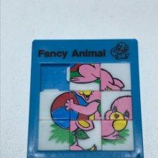 Puzzles: PEQUEÑO PUZZLE DE PLASTICO FANCY ANIMAL. Lote 284672448