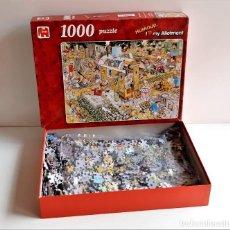 Puzzles: PUZZLE 1000 PIEZAS COMPLETO. Lote 285738773