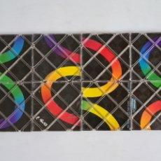 Puzzles: RUBIK'S MAGIC PUZZLE LINK THE RINGS 1986 MATCHBOX - JUGUETE VINTAGE. Lote 288617403
