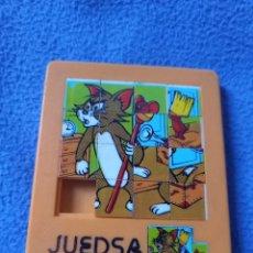 Puzzles: PUZLE MINI LABERINTO PUZZLE TOM Y JERRY JUEDSA. Lote 288992388