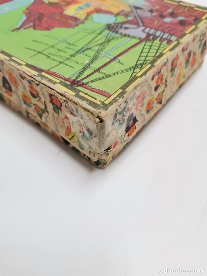 Puzzles: PUZZLE DE PINOCHO.CUBOS DE CARTON, GRAFICAS HAMBURG, BARCELONA. - Foto 3 - 289293813