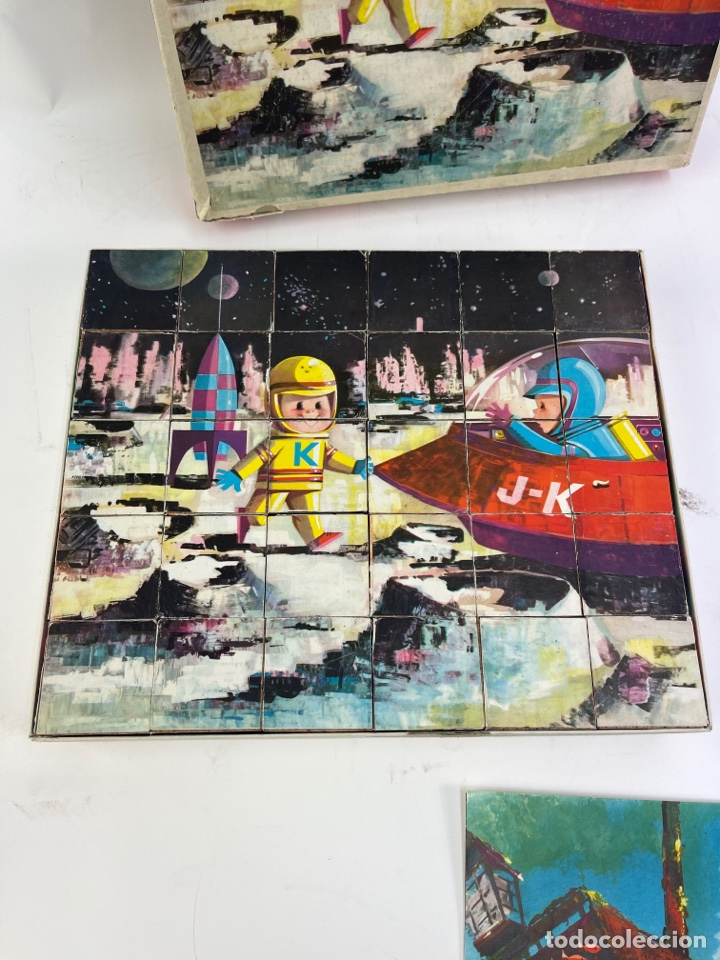 Puzzles: ROMPECABEZAS DE CORCHO. JUGUETES KORIS. - Foto 3 - 289295123