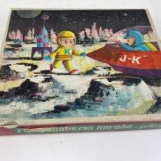 Puzzles: ROMPECABEZAS DE CORCHO. JUGUETES KORIS.. Lote 289295123