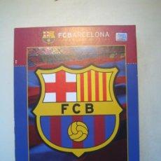 Puzzles: F.C. BARCELONA PUZZLE 500 PRODUCTO OFICIAL EDUCA 48X34 CM COMPLETO. Lote 289613508