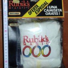 Puzzles: MATCHBOX - RUBIK'S MAGIC - EDICIÓN ESPECIAL: ¡CON CAMISETA GRATIS! - AÑO 1986 - NUEVO, SIN USO.. Lote 292136098
