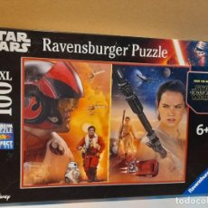 Puzzles: STAR WARS ( RAVENSBURGER PUZZLE ) COMPLETO. Lote 293512348