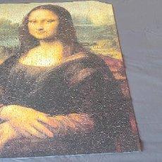 Puzzles: PUZZLE , LA GIOCONDA. Lote 294500723