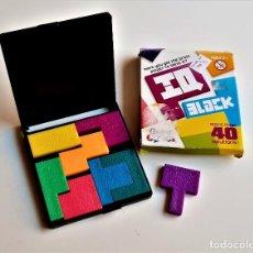 Puzzles: PUZZLE DE FICHAS DE PLASTICO DURO O PASTA. Lote 297049068