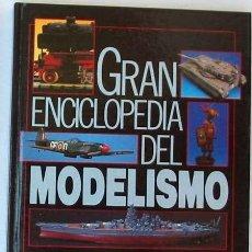 Radio Control: AEROMODELISMO - GRAN ENCICLOPEDIA DEL MODELISMO - VER DESCRIPCIÓN Y FOTOS. Lote 34282162