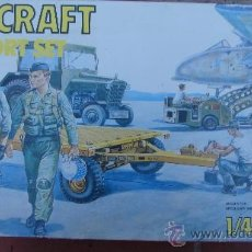 Radio Control: AIRCRAFT SUPPORT SET- ESCI - ESC. 1/48. . Lote 35346743