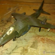 Radio Control: ERTL-- AVION HARRIER DE METAL,1:72. Lote 40166636