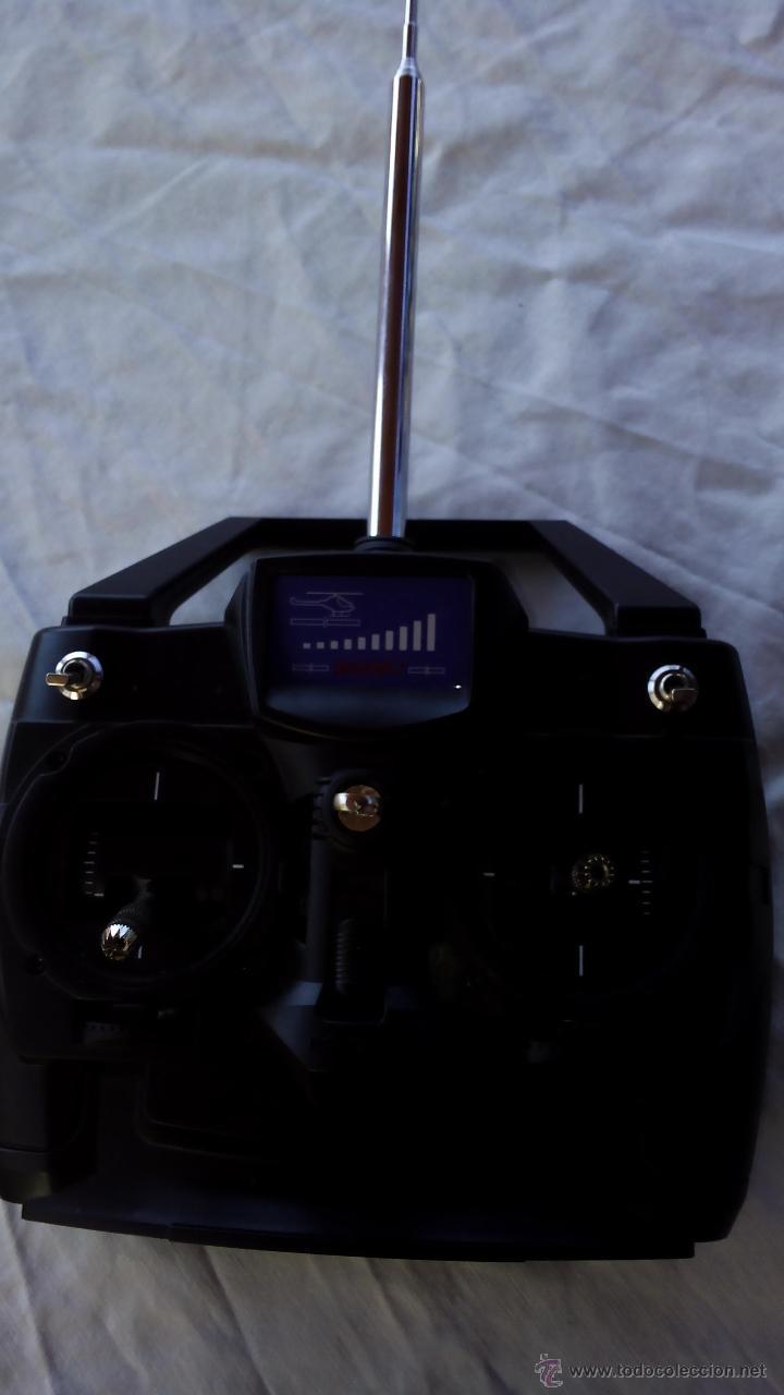 Radio Control: *** HELICÓPTERO DE RADIO - CONTROL **MOD. EAGLE *** - Foto 7 - 41161152
