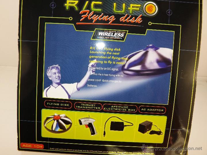 Radio Control: UFO platillo volante - Foto 3 - 91370072
