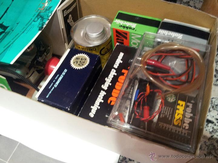 Radio Control: helicoptero play boy radio control motor gasolina repuestos y piezas ver fotos - Foto 4 - 51110418